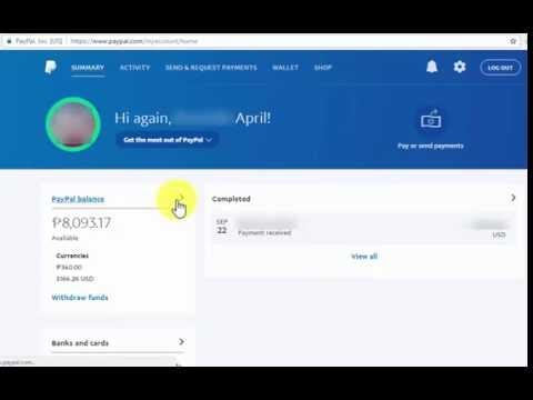 HOW TO: Find Paypal Currency Exchange Calculator (2016)