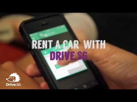 Drive.SG - Rent a Car Mobile App