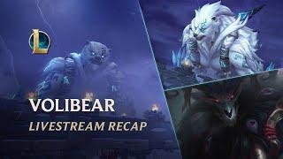 Буря: ключевые моменты анонса Волибира   Обновление чемпиона – League of Legends