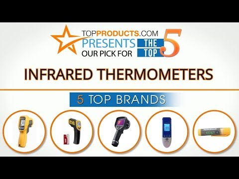 Best Infrared Thermometer Reviews 2017 – How to Choose the Best Infrared Thermometer