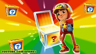 SUBWAY SURFERS GAMEPLAY FULLSCREEN - MIAMI - JAKE AND 28 MYSTERY BOXES OPENING
