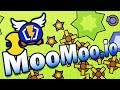 EPIC BLITZ HAT and ANGEL WINGS - NEW UPDATE - MooMoo.io Gameplay