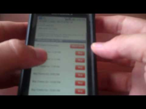 Buy movie tickets using your Android smartphone