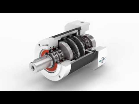 Multistage Gearbox