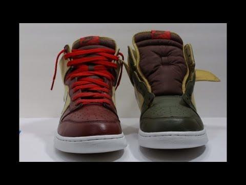 How To Custom Nike Dunks  Red Velvet Nike Dunks