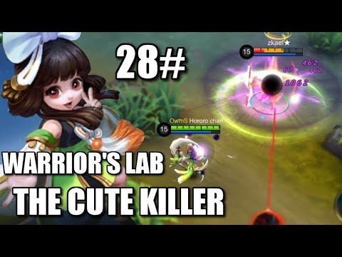 WARRIOR'S LAB #28 CHANG'E SKILL COMBO AND ITEM TESTS