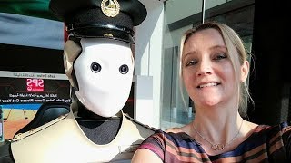 Can Dubai use robots to police? - BBC Click