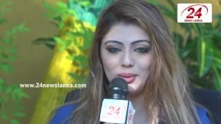 24Newslanka Exclusive Interview with Nathasha perera