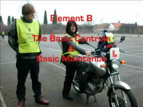 CBT Compulsory Basic Training, Motorcycle Basic Training