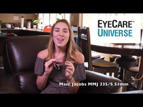 Marc Jacobs MMJ 335/S 51mm  Video Review