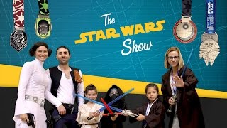 Star Wars Day Highlights at Lucasfilm & runDisney