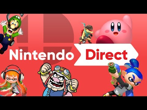 Nintendo Direct March 8th 2018 - Discussion w/ RogersBase