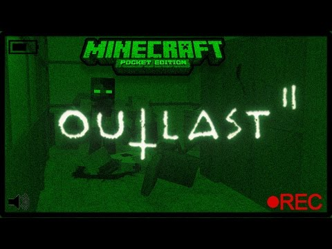 Minecraft pe Outlast 2 Map  | MCPE ( minecraft pocket edition ) outlast 2
