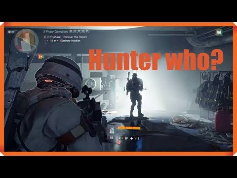 The Division | 1.8 | HUNTERS WHO ? | UNDERGROUND