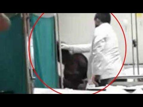 Xxx Mp4 Junior Doctor Caught On Camera Beating Unconscious Patient 3gp Sex