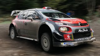 Citroën C3 WRC - Wales Rally GB Pre Event Test - Craig Breen (HD)