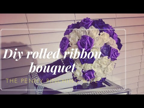 Diy Budget bridesmaids Bouquets