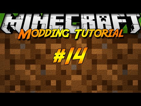 [1.7.10/1.7.2]Minecraft Forge Modding Tutorial #14 - Custom Mob pt. 1