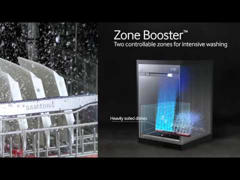 Samsung WaterWall™ Dishwashers