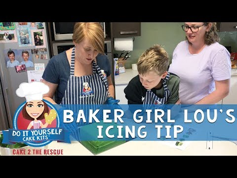 C2TR Top Tip - Tidying up Your Butter Icing