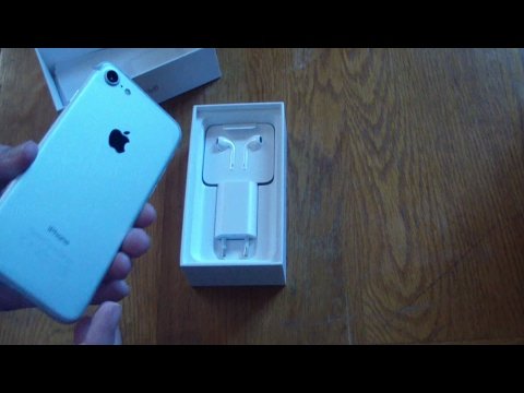 iPhone 7 Unboxing - The Best Phone Right now???