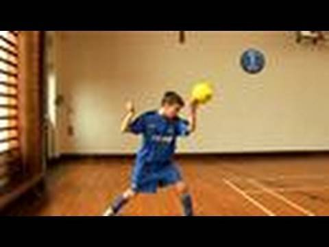 Football Drills - Attacking Headers
