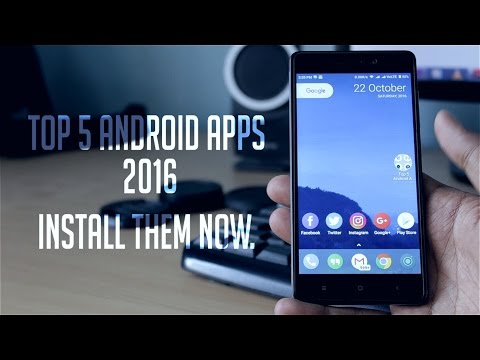 Top 5 Android Apps 2016! Part 3 (My First DSLR)
