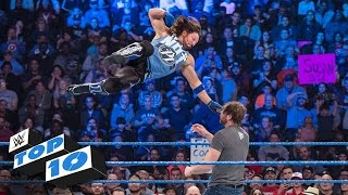Top 10 SmackDown LIVE moments: WWE Top 10, Nov. 1, 2016