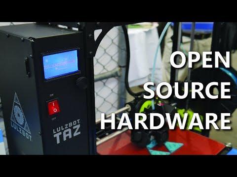 LulzBot Open Source 3D Printer - The TAZ 6!