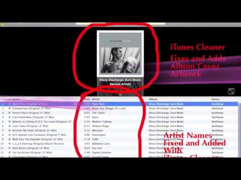 Fix iTunes Add Album Artwork Automatically - Fix iTunes Now!