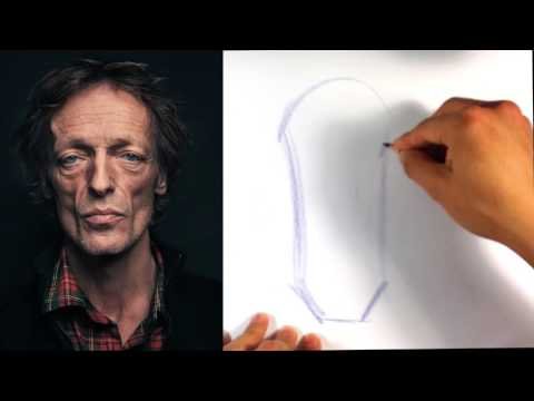 Caricatures : How to Under Sketch - Easy Pictures to Draw
