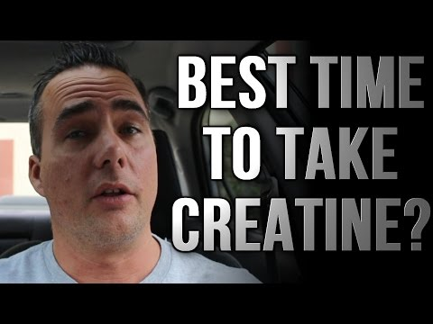 When To Take Creatine? Should You Load?