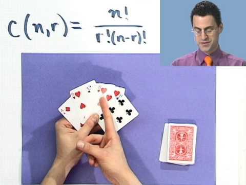 Thinkwell's College Algebra: Combinations