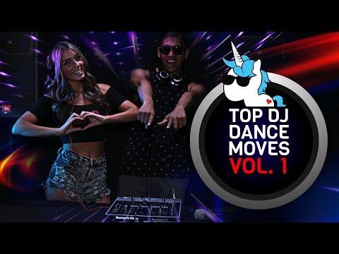 Top DJ Dance Moves VOL.1 [iHeartRaves.com]