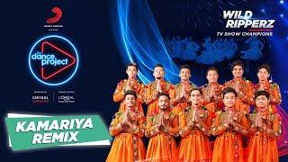 Kamariya - Remix | Wild Ripperz | Mitron | Darshan Raval