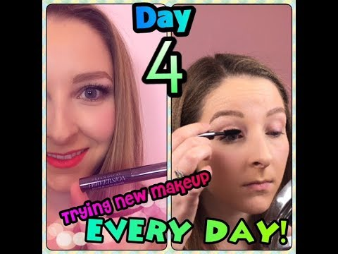 Day 4 of Trying a New Makeup Product Everyday - Urban Decay Perversion Mascara