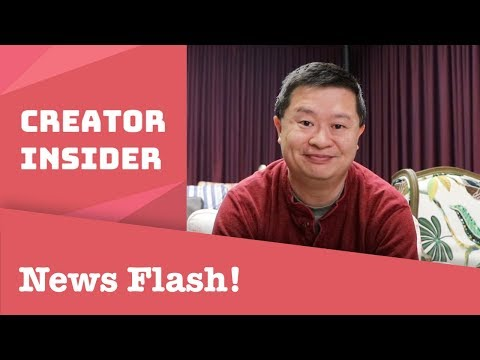 YouTube News Flash 7!