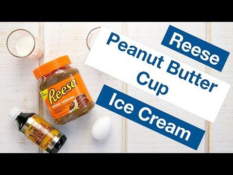 Reese's Peanut Butter Cup Ice Cream Recipe || Le Gourmet TV Recipes