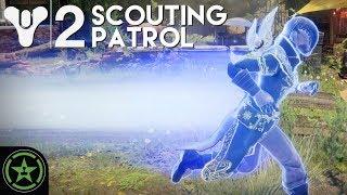 Destiny 2 - Scouting Commander & Sentry Ranks x4 (Easter Egg)