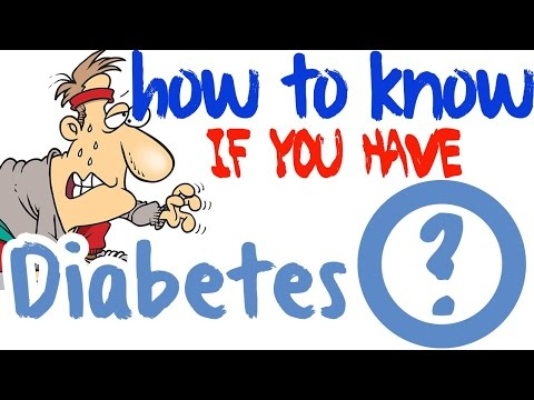 How to Tell if You Have Diabetes
