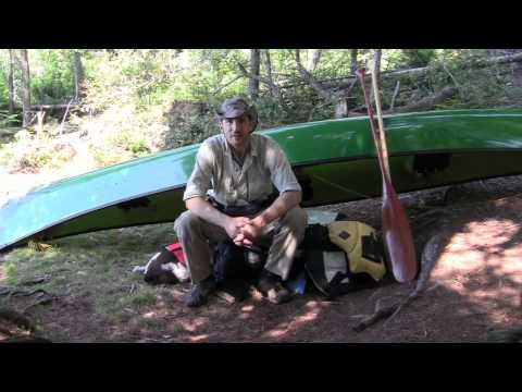 The Mistake - (6 of 11) Eight Day Solo Canoe Trip with my Dog