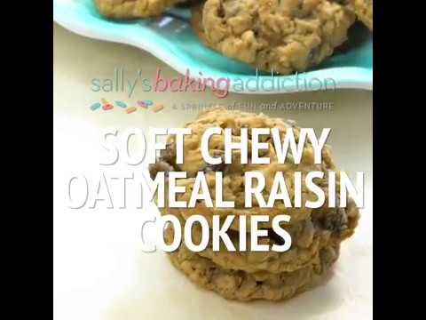 How to Cook Oatmeal Raisin Cookie