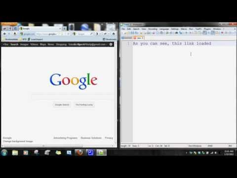 Create Your Own Website Part 1 - HTML