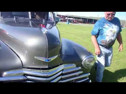 1947 Chevy Fleetmaster at the Union Car Show