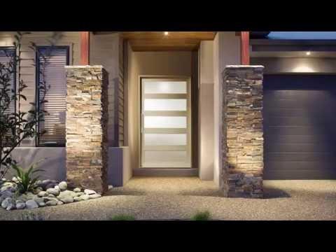 Statesman Aluminium Pivot Door - How To Install A Pivot Front Door - Stegbar