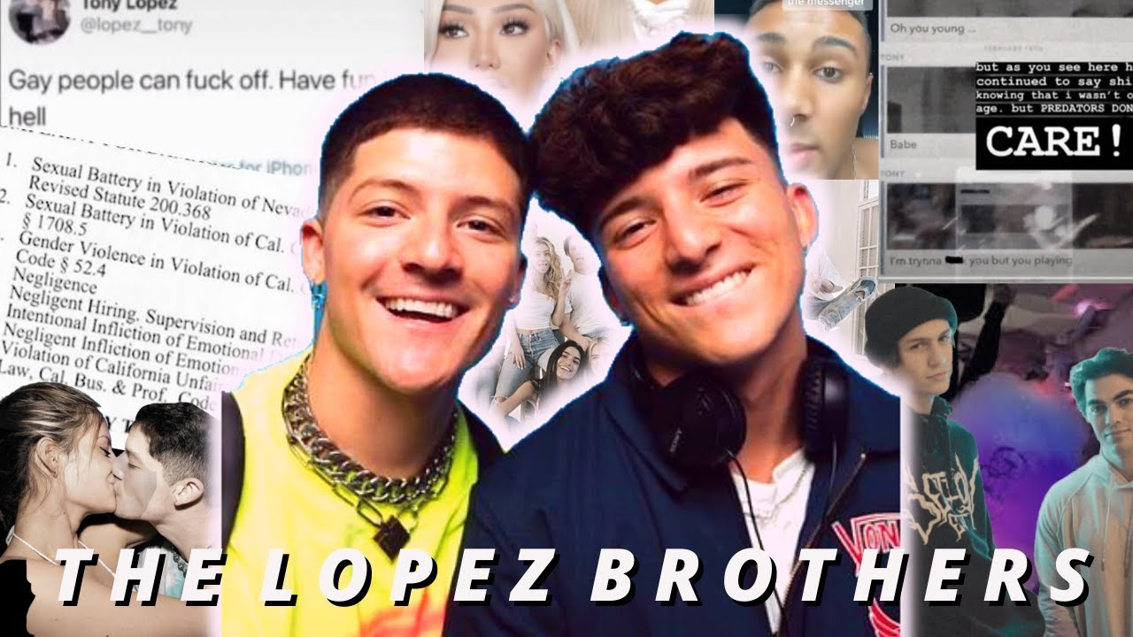 Tik Tok's Favorite: The Pr*dator Brothe- I mean the Lopez Brothers (REUPLOADED)