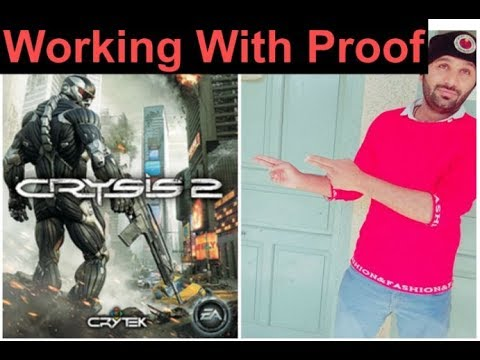 Download Crysis 2 Game For PC Free Full Version 2018 WIth Proof Working Hindi