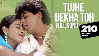 Tujhe Dekha Toh - Full Song | Dilwale Dulhania Le Jayenge | Shah Rukh Khan | Kajol