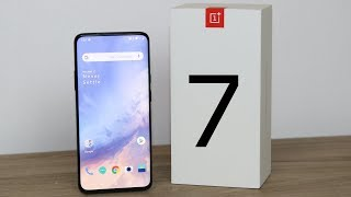 OnePlus 7 Pro Unboxing, First Time Setup and Review