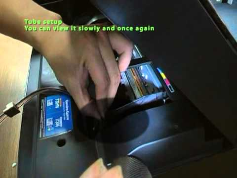 How to install AIRS to Epson Stylus NX220